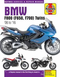Bilde av BMW F650, F700 & F800 Twins