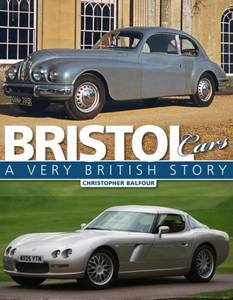 Bilde av Bristol Cars, A very British