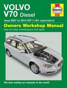 Bilde av Haynes Volvo V70 Diesel (Jun 07