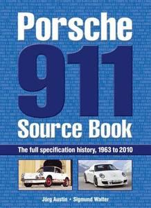 Bilde av Porsche 911 Source Book