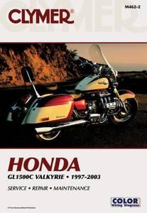 Bilde av Clymer Manuals Honda GL1500C