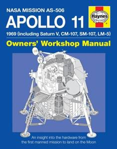 Bilde av NASA Apollo 11 Manual