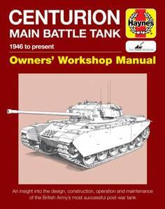 Bilde av Centurion Main Battle Tank