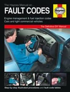 Bilde av The Haynes Manual on Fault Codes