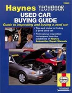 Bilde av Used Car Buying Guide (USA)