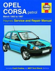 Bilde av Opel Corsa Petrol (Mar 93 - 97)