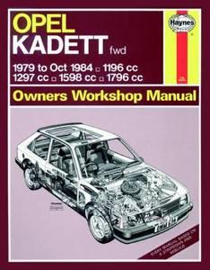 Bilde av Opel Kadett Petrol (Nov 79 - Oct