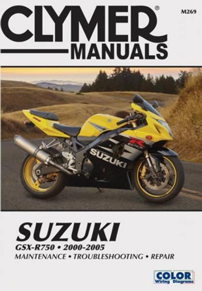 Suzuki GSX-R750 (2000 - 2005)