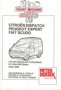 Bilde av Citroen Dispatch, Fiat Scudo,