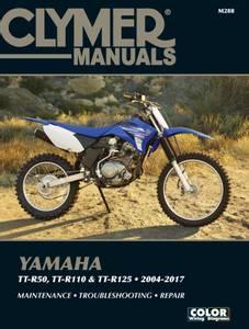Bilde av Yamaha TT-R50, TT-R110 & TT-R125