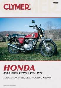 Bilde av Clymer Manuals Honda 250-360cc