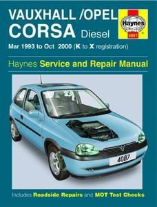 Bilde av Vauxhall/Opel Corsa Diesel (Mar