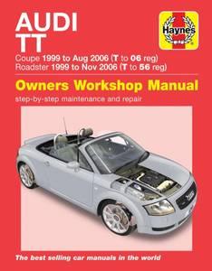 Bilde av Audi TT (99 to 06) T to 56