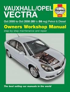 Bilde av Vauxhall/Opel Vectra (Oct 05 -