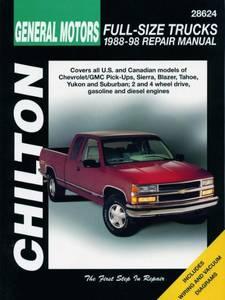 Bilde av Chevrolet Pick-Ups (88 - 98)