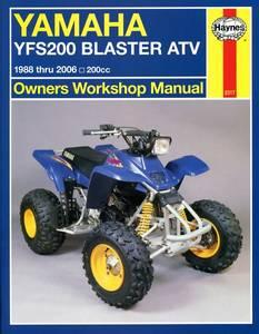 Bilde av Yamaha YFS200 Blaster ATV (88 -