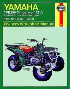 Bilde av Yamaha YFB250 Timberwolf ATVs