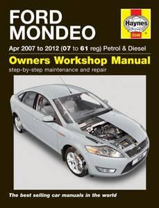 Bilde av Ford Mondeo Petrol & Diesel (Apr