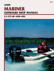 Bilde av Clymer Manuals Mariner 2.5 - 275