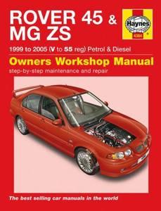 Bilde av Rover 45 & MG ZS 1999 to 2005 (V