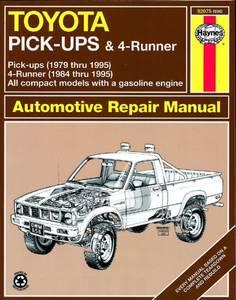 Bilde av Toyota Pick-up (79 - 95) (USA)