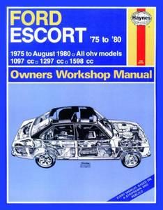 Bilde av Ford Escort (75 - Aug 80) up to