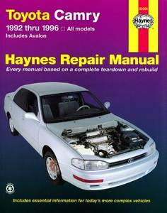 Bilde av Toyota Camry and Avalon (92 -