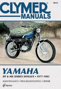 Bilde av Clymer Manuals Yamaha DT, MX