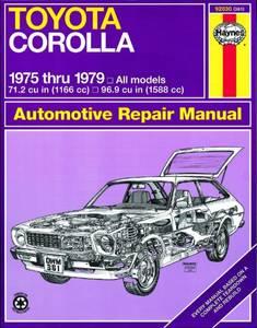 Bilde av Toyota Corolla (75 - 79) (USA)