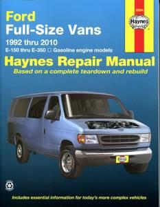 Bilde av Ford Full-Size Vans (92 - 10)