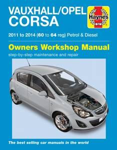 Bilde av Vauxhall/Opel Corsa (11-14)