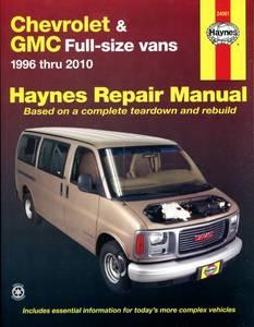 Bilde av Chevrolet & GMC Full-size vans
