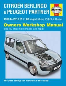 Bilde av Citroen Berlingo & Peugeot