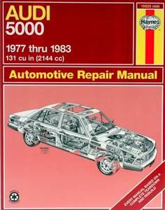 Bilde av Audi 5000 (77 - 83) (USA)