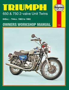 Bilde av Triumph 650 & 750 2-valve Unit