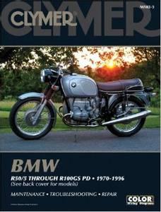 Bilde av BMW R50/5 through R100GS PD