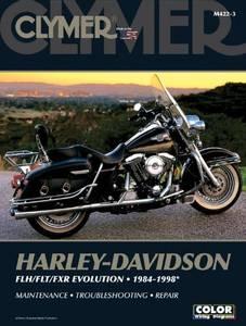 Bilde av Harley-Davidson FLH/FLT/FXR