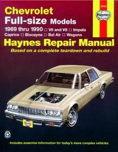 Bilde av Chevrolet Full-size Sedans (69 -