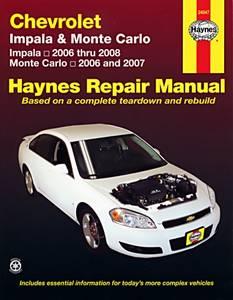 Bilde av Chevrolet Impala & Monte Carlo