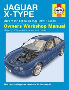 Bilde av Jaguar X Type Petrol & Diesel