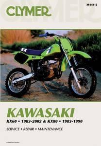 Bilde av Clymer Manuals Kawasaki KX60,