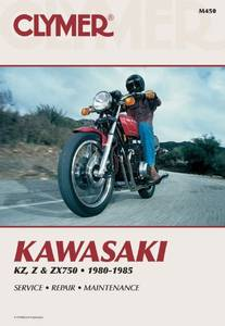 Bilde av Clymer Manuals Kawasaki KZ, Z