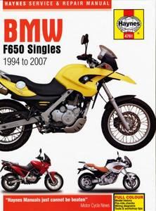 Bilde av BMW F650 Singles (94 - 07)