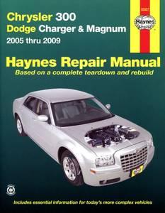 Bilde av Chrysler 300 Dodge Charger &