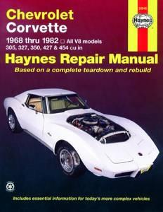 Bilde av Chevrolet Corvette (68 - 82)