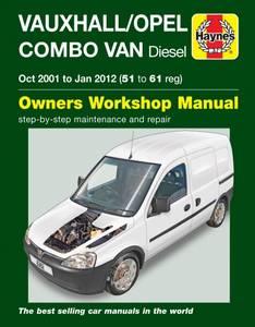 Bilde av Vauxhall/Opel Combo Diesel Van