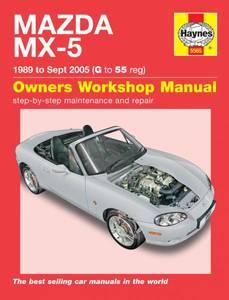 Bilde av Mazda MX-5, 1989 - 2005