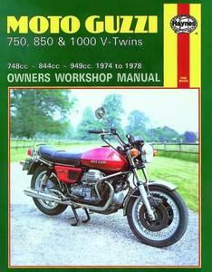 Bilde av Moto Guzzi 750, 850 & 1000