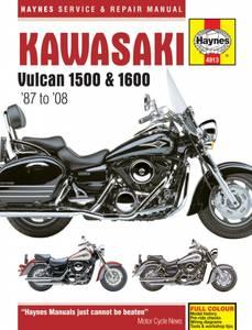 Bilde av Kawasaki Vulcan 1500 & 1600