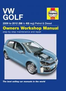 Bilde av Volkswagen Golf 6 (09 - 12),